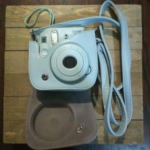 Authentic instax mini 8 Fujifilm Polaroid camera